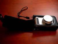 LX3 with Leica leather case